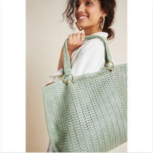 NEW Anthropologie | Beachfront Tote Bag